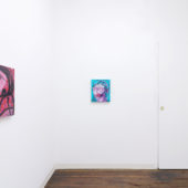 Rosalyn Schwartz, The Gatekeepers, installation view