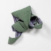 Mask II, 2020, plaster, yarn, pigment, acrylic, 24 x 28 x 10 inches