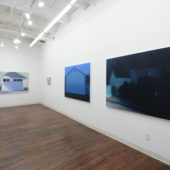 Installation view, Nathaniel Robinson, 2020 to 2021