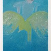 Ryota Nojima, Patrol, 2013, oil on canvas, 13.1 x 9.5 inches