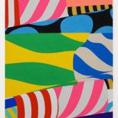 Shunsuke Imai, untitled, 2018, acrylic on canvas 19.6 x 15.7 inches