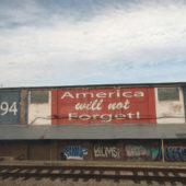 Train View (America), 2014-6, archival pigment print, 25