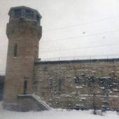 Train View (Joliet Correctional Center 1), 2014-6, archival pigment print, 25