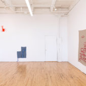Installation view Vaudeville  2020