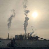 (smoke and sun)