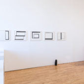 Installation view High Water Marks 2019